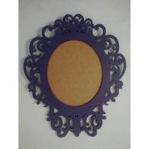Moldura Provençal Mdf Espelho,decoração 70cm
