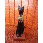 Gato Egipcio Bastet ,do Egito De 40 Cm