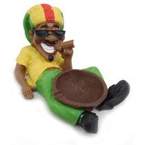 Cinzeiro Bob Marley - Coco Deitado