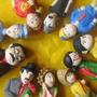 Turma Do Chaves Miniatura Em Resina 11 Bonecos