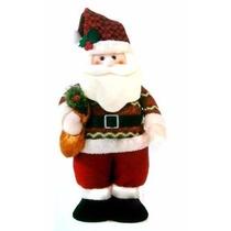 Boneco Do Papai Noel P/ Enfeite Natal Decoração Natalina