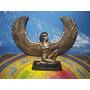 Estatueta Egípcia A Poderosa Isis Mae Da Magia Do Egito