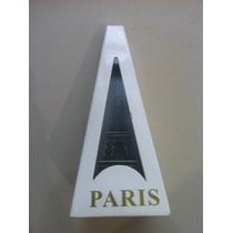 Miniatura Torre Eiffel Paris 14cm Presente Brinde Decoração