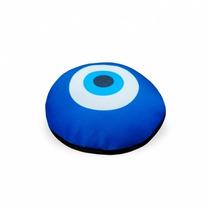 Peso De Porta Olho Grego - Peso De Papel Decoração - Eba