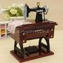 Máquina De Costura Musical - Caixa De Música - Miniatura