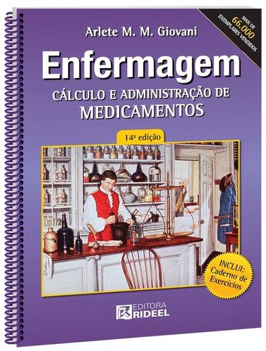 Enfermagem Cálculo E Administração De Medicamentos