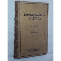 Termodinamica Aplicada (sebo Amigo)