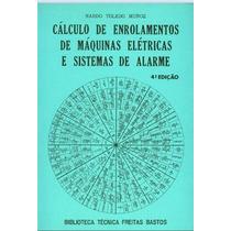 Cálculo De Enrolamentos De Máquinas Elétricas