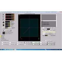 Mach3 Em Port. + Tela Para Plasma E Oxicorte + Artcam 2008