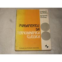 Fundamentos Da Termodinâmica Clássica Tradução Da 2ª Ed