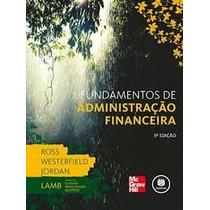 Livro Resolvido Fundamentos Finanças Corporativas 9ª Ed