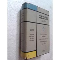 Livro Manual Do Engenheiro Globo 4 Volume 1 Tomo