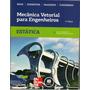 Livro Mecânica Vetorial P/ Engenheiros - Beer 9ª Ed - Inglês
