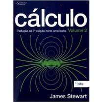 Cálculo James Stewart; Vol. 2; Trad Da 7º Ed Frete Grates