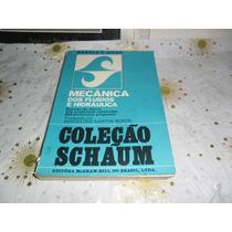 Mecância Dos Fluídos E Hidráulica Ranald V Giles - Schaum