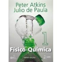 Livro Resolvido Atkins - Físico-química (b) - 9ª Edição