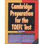 Cambridge Preparation For The Toefl Test Jolene Gear - A5