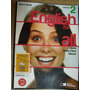 English For All Volume 2 Com Cd - Semi Novo - Sem Uso (i2)