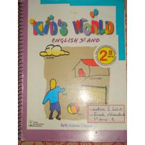 Kids World English 3° Ano- Sem Cd