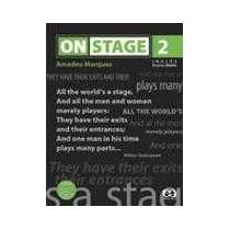 Livro: On Stage 2 - Inglês - Ensino Médio - Amadeu Marques