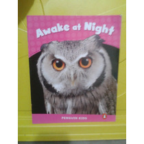 Livro -awake At Night 2 Penguin Kids