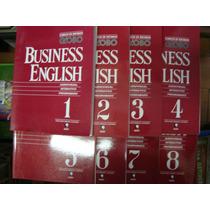 Livros - Business English - Globo - 1 A 8 - Valor Unitário