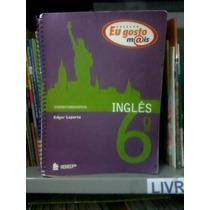 Livro De Inglês - Coleção Eu Gosto Mais 6° Ano