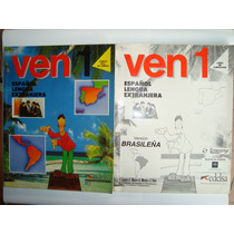 Livros - Ven 1 - Español Lengua Extranjera - 2 Volumes