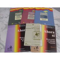 Espanhol Super Kit Aprenda Agora Español 6 Livros Didáticos