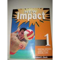 Livro: New Impact 1 - Student