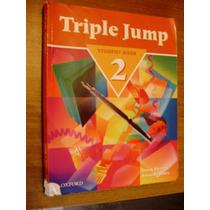 2 Livros De Ingles Triple Jump 2 E 3 Student Book