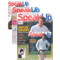 Kit 10 Revistas Speak Up + Cd Audio Inglês A Sua Escolha
