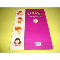 Livro Ingles Hello! Readers Stage 4 Editora Atica Usado