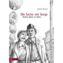 Die Sache Mit Sorge - Graphic Novel - Em Alemao