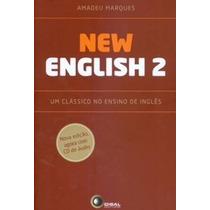 New English 2 - Com Cd Áudio
