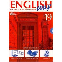 Box English Way Vol 19 (novo/lacrado)