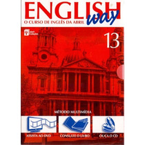 English Way - Vol 13 - O Curso De Inglês Da Abril