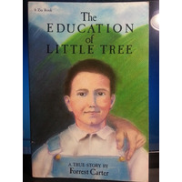 Livro: F Carter, A True Story - The Education Of Little Tree