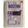 Livro: Rudnick - Welcome To Boston - Guide - Idioma: Inglês