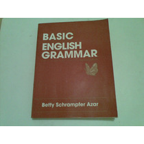 Livro Basic English Grammar 1999