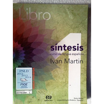 Sintesis Lengua Española Libro 1