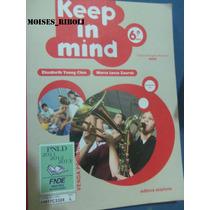 Livro Keep In Mind 6º Ano Náo Tem O Cd Jj