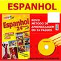 Espanhol Rapido Livro + Cd 240 Paginas 24 Lições Frete R$ 9,