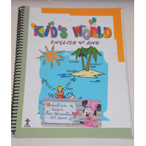Kids World English 4° Ano- Sem Cd- Beth Vollmer Chagas
