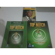 Livro Top Notch 2 Activebook+workbook+cds+paradidático