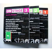 Coleção On Stage , 3 Volumes ( Com Cd )