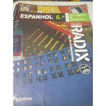 Espanhol 6º Ano - Projeto Radix - Livro Do Professor