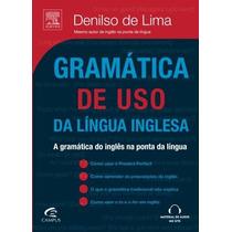 Gramática De Uso Da Língua Inglesa - Frete Grátis