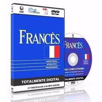 Curso De Frances Em Dvd - Completo