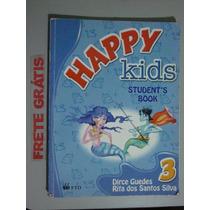 Livro Inglês - Happy Kids - Student